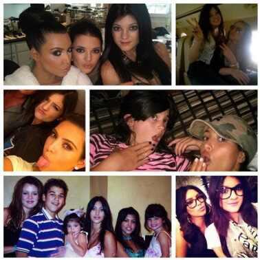 Kardashians, Kylie B Day