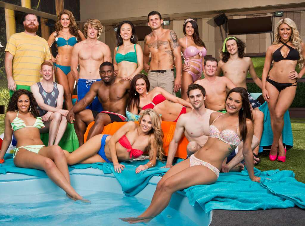 Big Brother 15 Cast