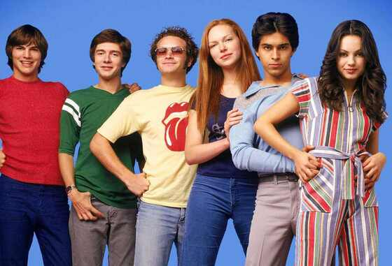 Ashton Kutcher Wants More That '70s Show Reunions On The Ranch