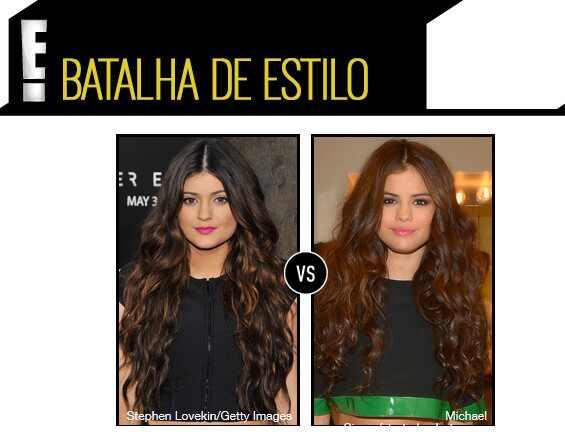 BATALHA DE ESTILO Selena kylie