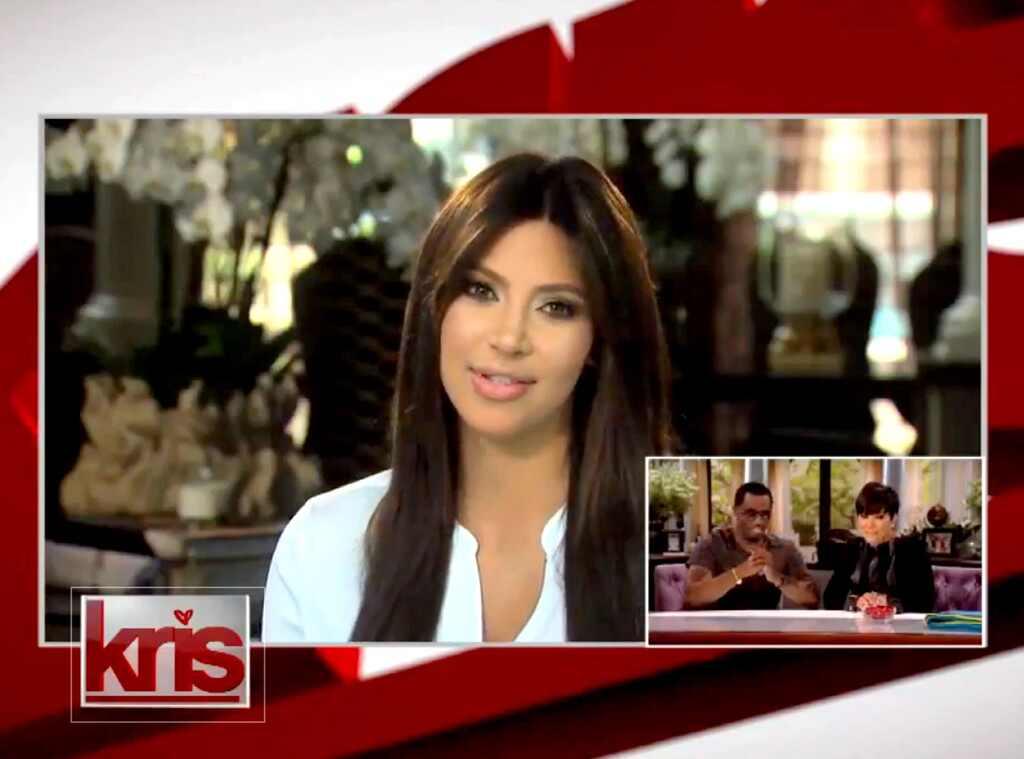 Kris Jenner Show, Kim Kardashian