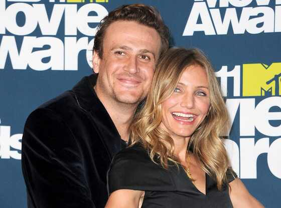 Jason Segel, Cameron Diaz