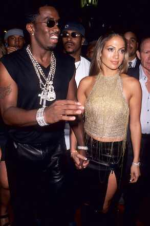 Jennifer Lopez, Puff Daddy