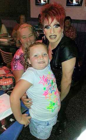 Honey Boo Boo, Hamburger Mary