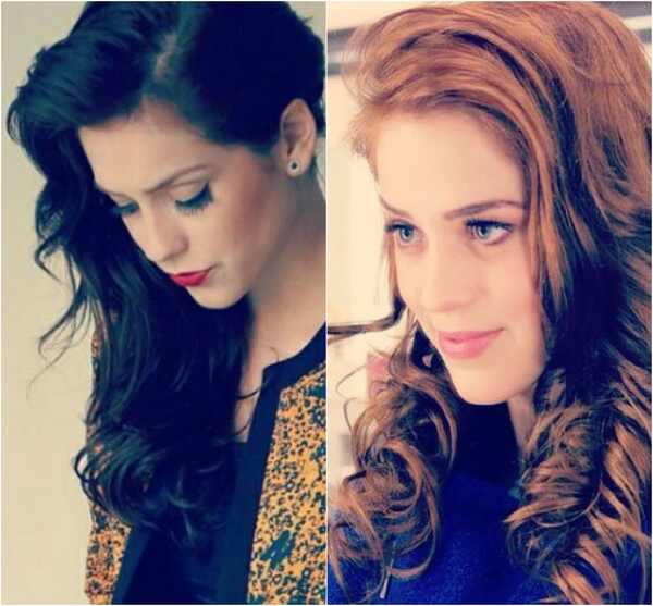 Sophia Abrahao, antes e depois Sophia Abrahao