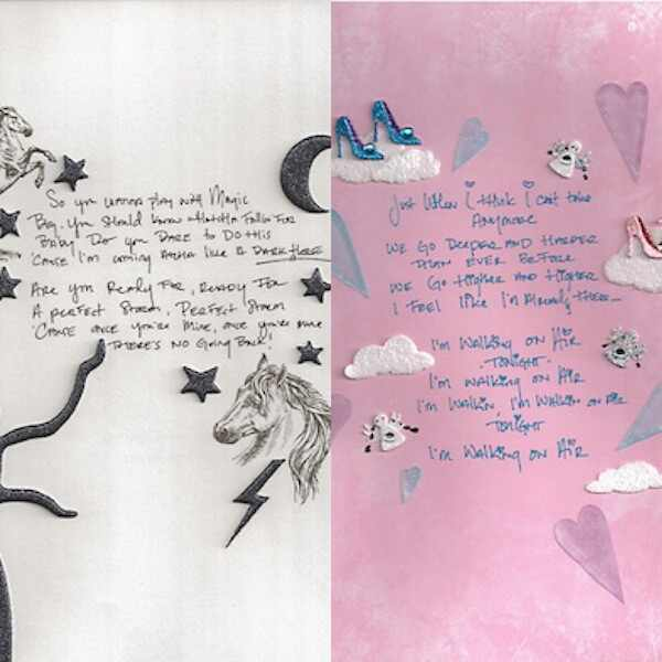 Katy Perry, Dark Horse, Walking on Air