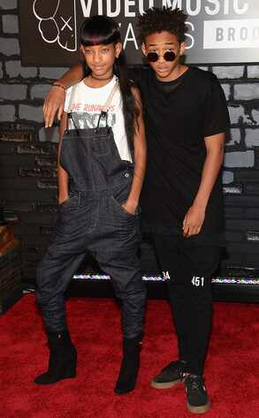 MTV Video Music Awards, Willow Smith, Jaden Smith