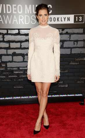 MTV Video Music Awards, Allison Williams
