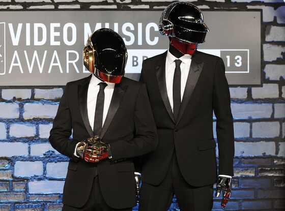 MTV Video Music Awards, Daft Punk