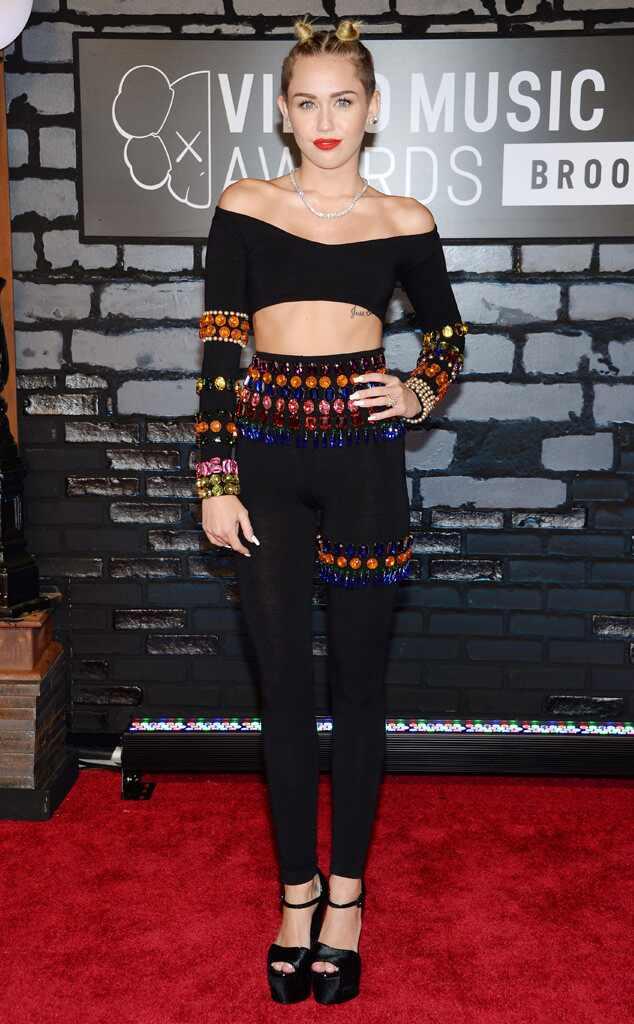 MTV Video Music Awards, Miley Cyrus