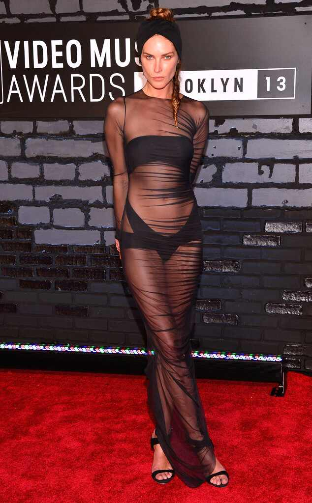 MTV Video Music Awards, Erin Wasson