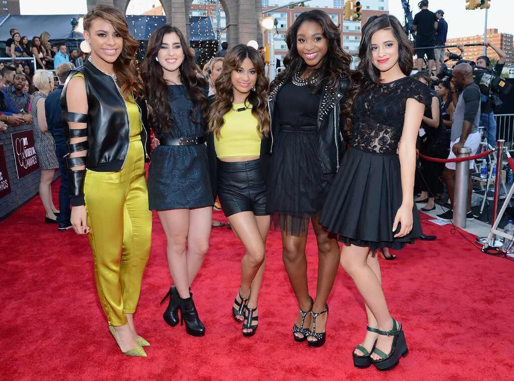 Dinah Jane Hansen, Lauren Jauregui, Ally Brooke, Normani Kordei, Camila Cabello, Fifth Harmony, VMA