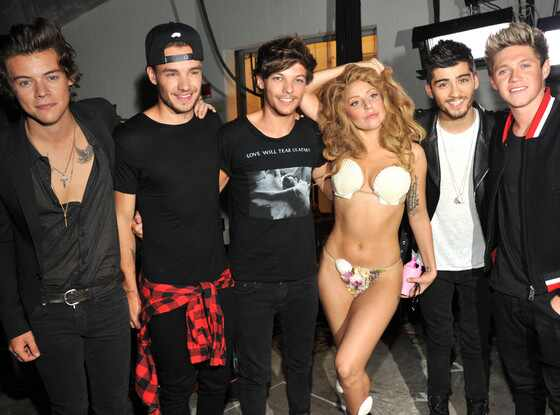 Lady Gaga, One Direction, VMA
