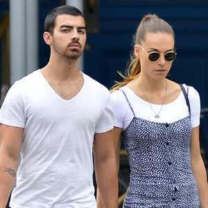 Joe Jonas, Blanda Eggenschwiler