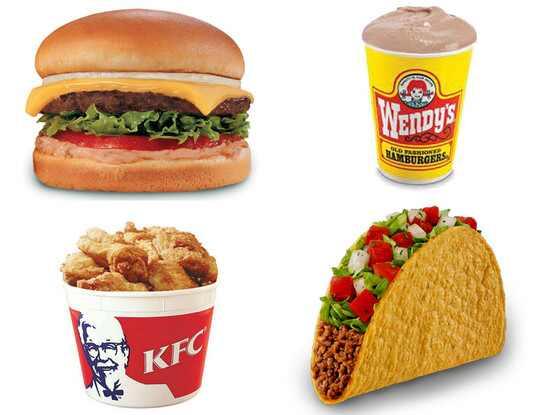 fast food industry 3 essay