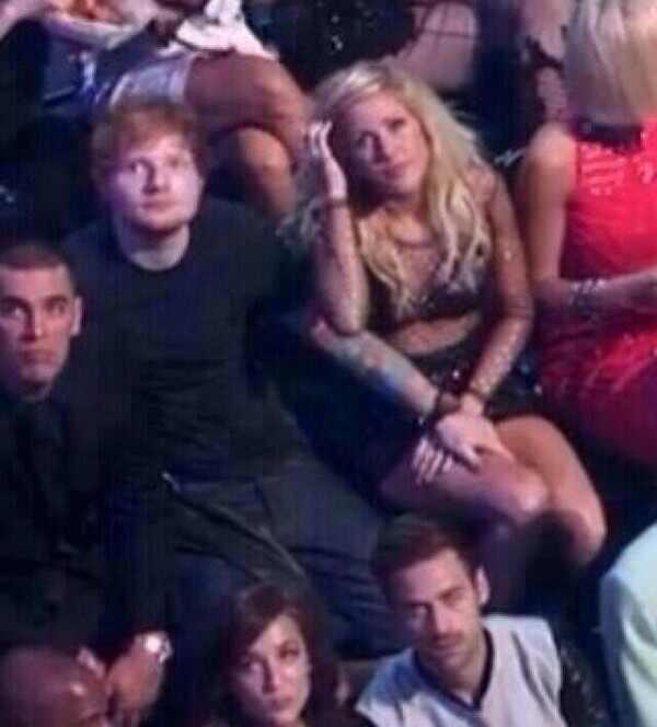 Ed Sheeran, Ellie Goulding