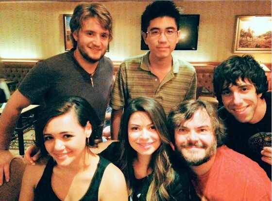 escuela de rock, elenco, jack black