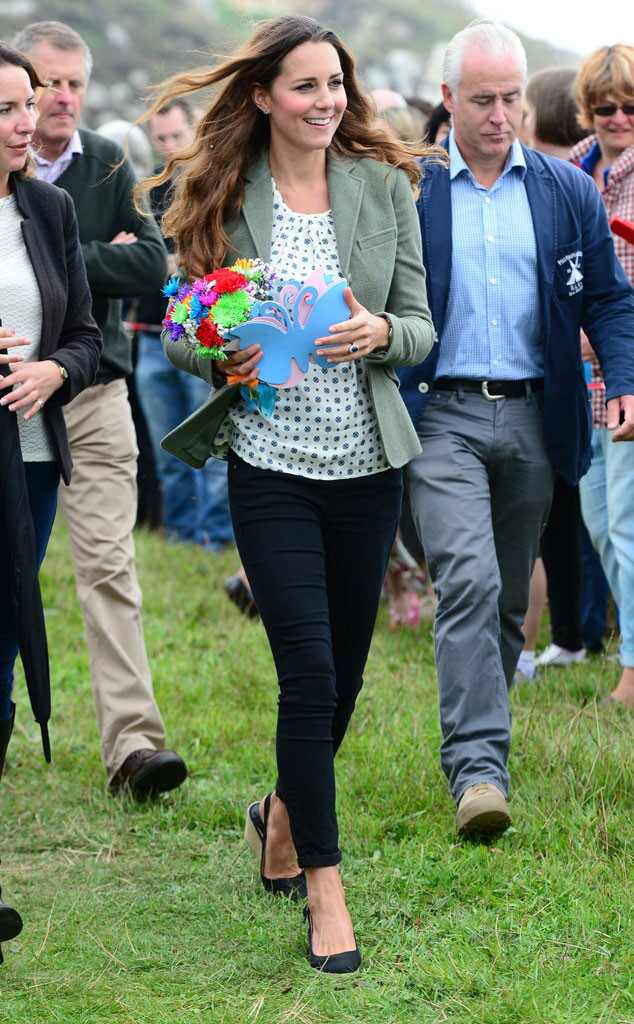 Kate Middelton, Prince William