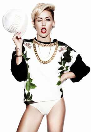 Miley Cyrus, Notion Magazine