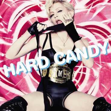 Madonna, portada