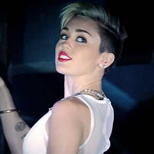 Miley Cyrus, VMA promo