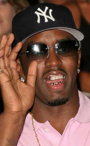 Sean Diddy Combs, Grill