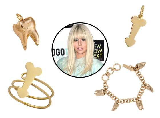 Kesha, Ke$ha, Jewelry