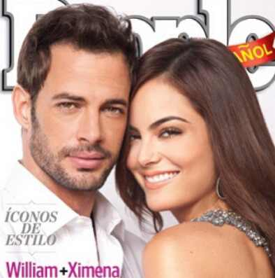 William Levy, Ximena Navarrete, People en español