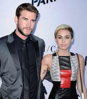 Miley Cyrus e Liam Hemsworth: irmão fala sobre estado de astro