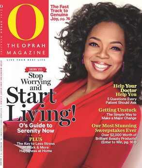 O Magazine, Oprah