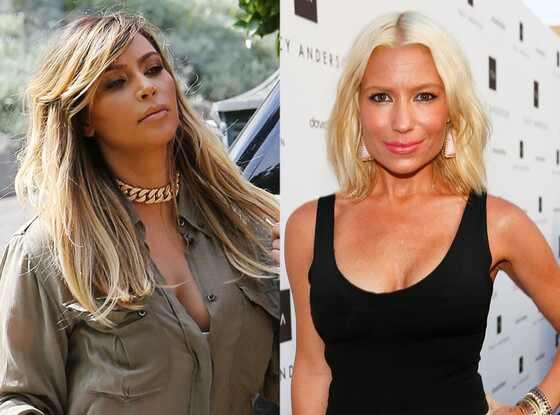 Tracy Anderson, Kim Kardashian