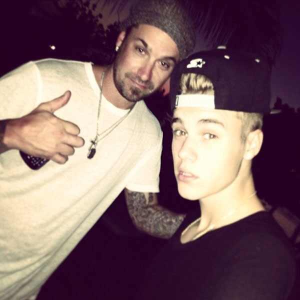 Jeremy Bieber, Justin Bieber