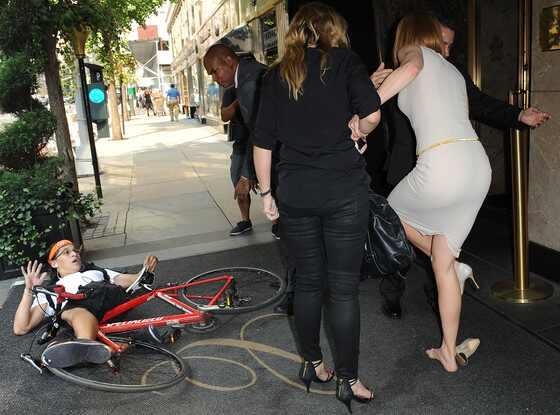 Nicole Kidman, Fall
