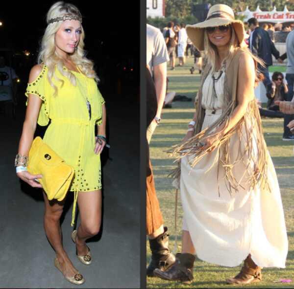 Paris Hilton, Fergie