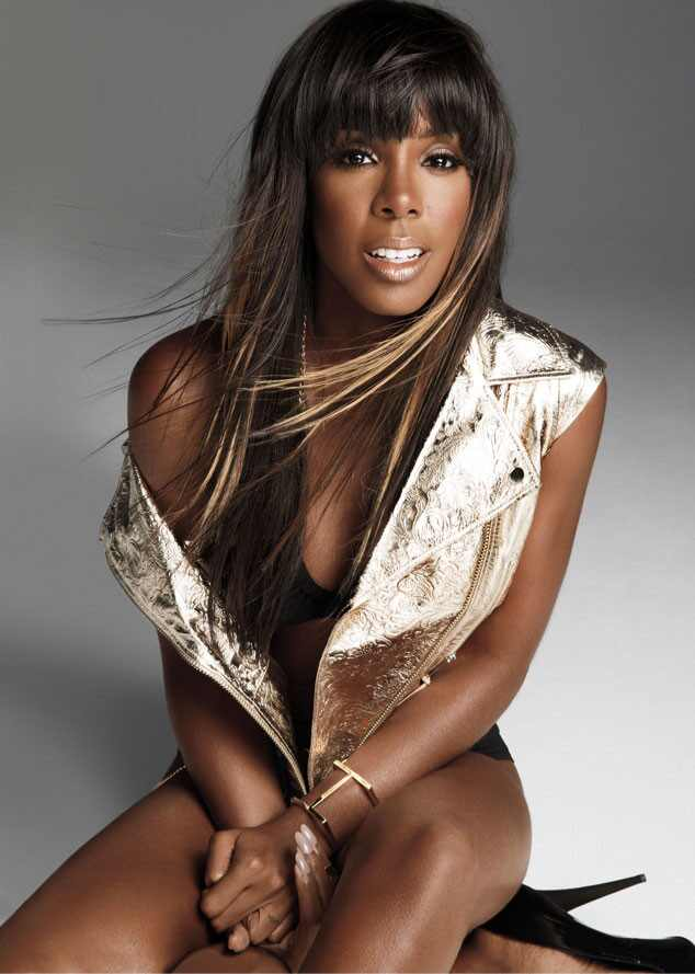Kelly Rowland, Shape: Embargoed until 4.30 PT