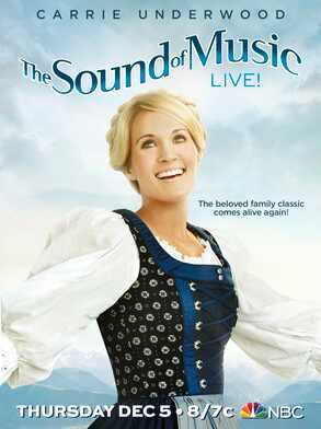 Carrie Underwood, The Sound of Music