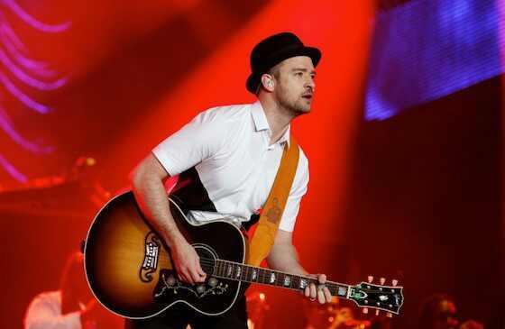 Rock in Rio, Justin Timberlake