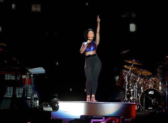 Rock in Rio, Alicia Keys