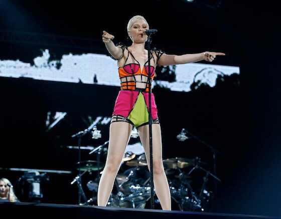 Rock in Rio, Jessie J