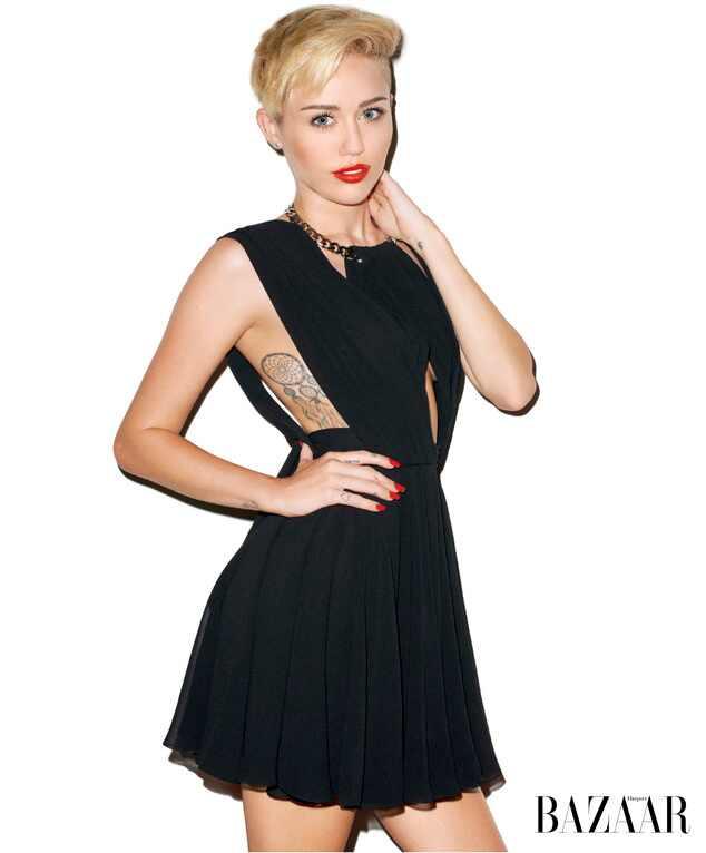 Miley Cyrus, Harper