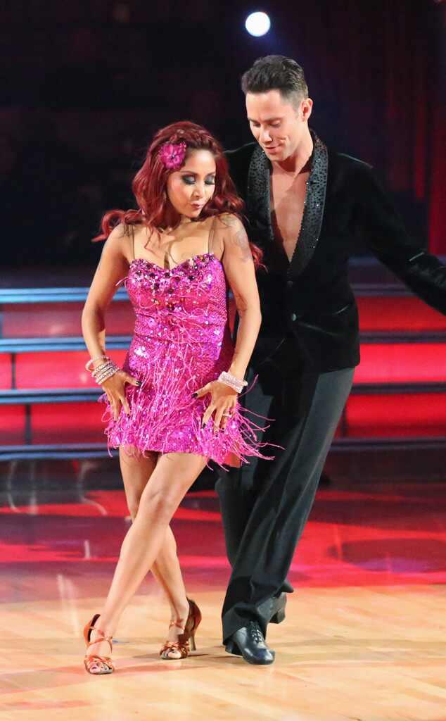 Nicole Snooki Polizzi, Dancing with the Stars