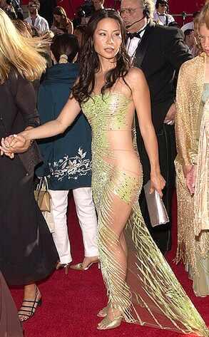 Lucy Liu, Emmys Worst Dressed