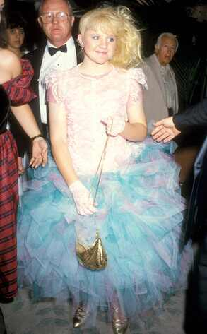 Tina Yothers, Emmys Worst Dressed