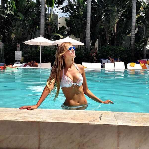 Eiza Gonzalez, Instagram