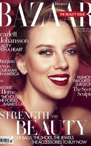 Scarlett Johansson, Harper