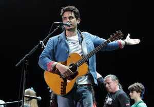 John Mayer, em Sao Paulo