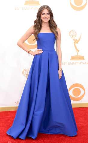 Allison Williams, Emmy Awards, 2013