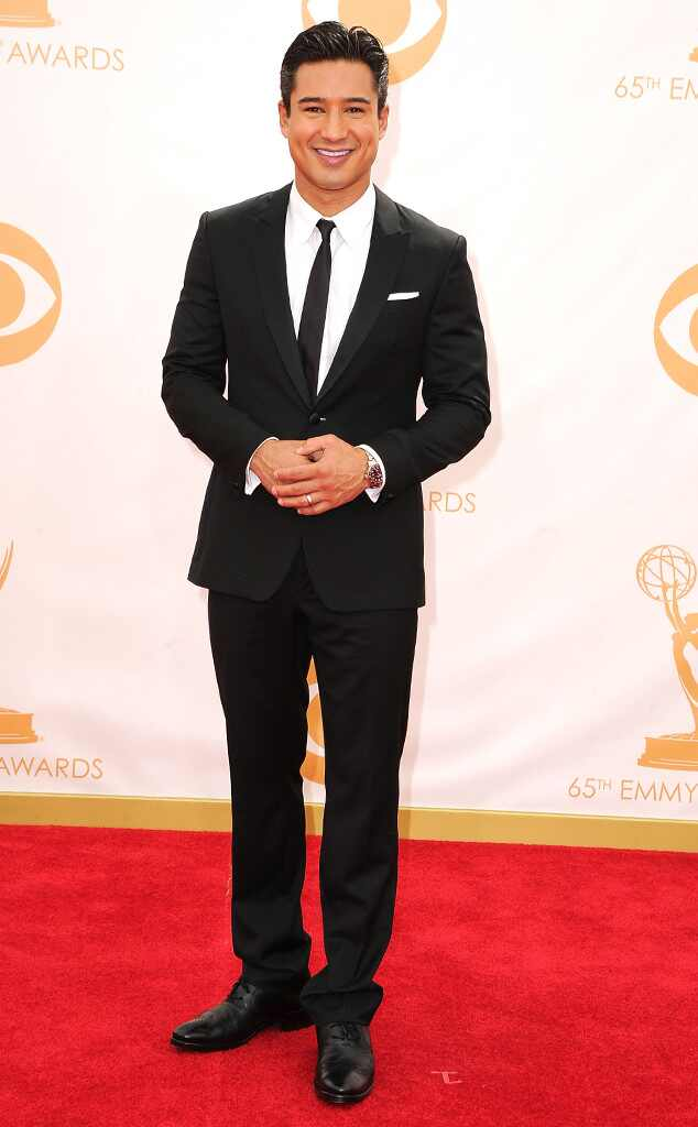 Mario Lopez , Emmy Awards, 2013