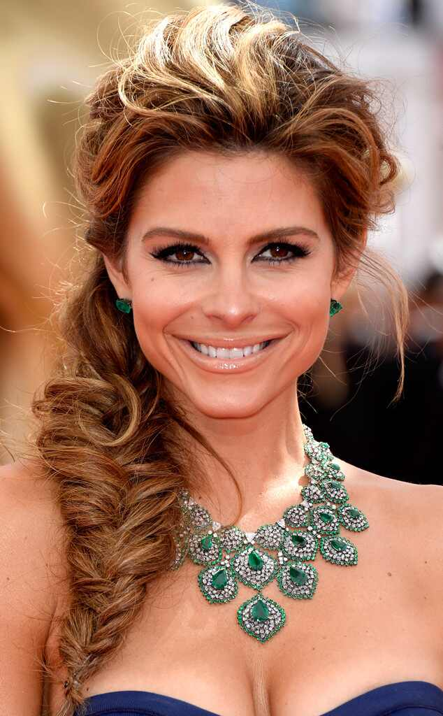 Maria Menounos, Emmy Awards 2013