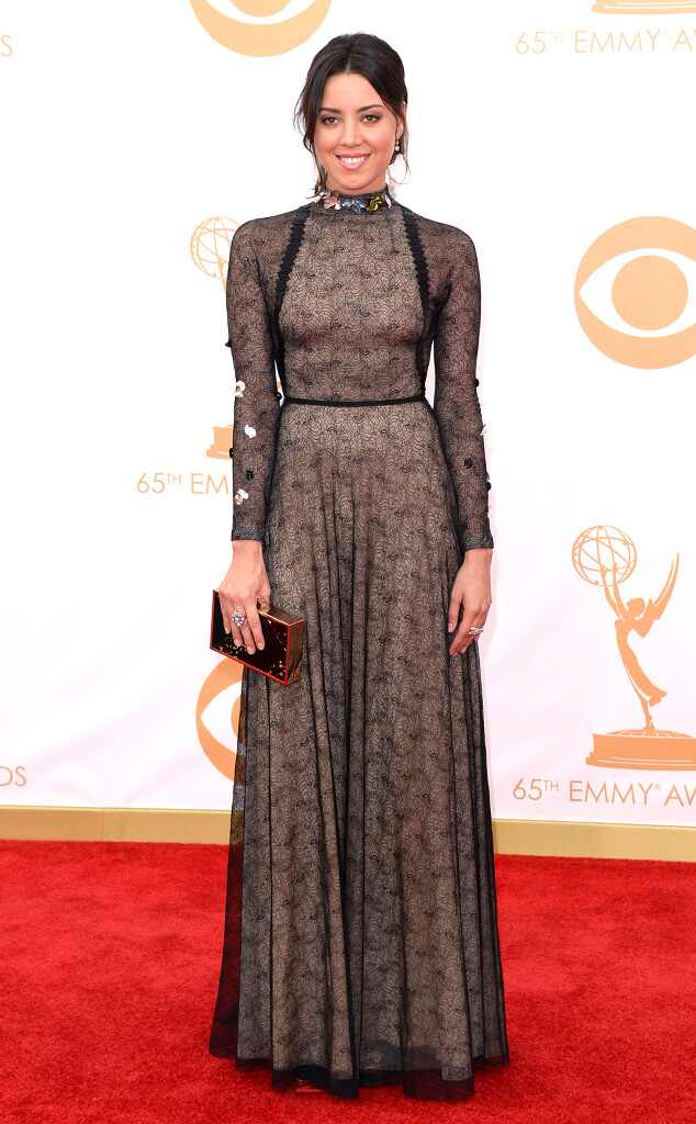 Aubrey Plaza, Emmy Awards, 2013